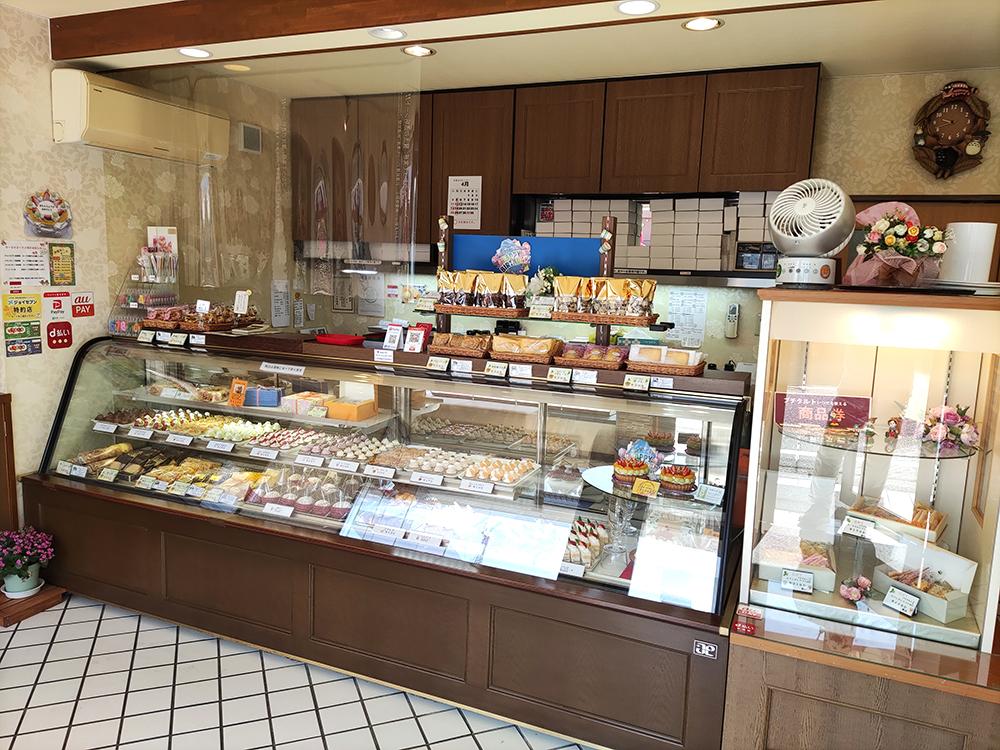 プチタルト洋菓子店